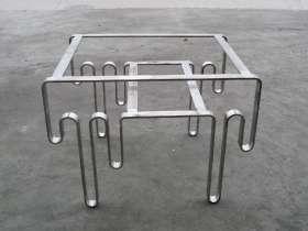 订做不锈钢创意展柜