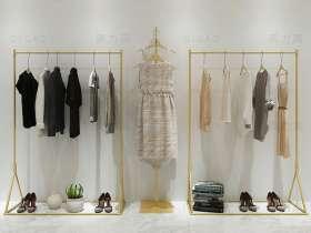 不锈钢制品:不锈钢服装展示架