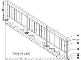 不锈钢楼梯扶手常见的做法