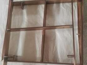 304不锈钢家具配件:玫瑰金不锈钢边框
