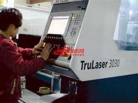 不锈钢加工设备:德国通快品牌激光切割机