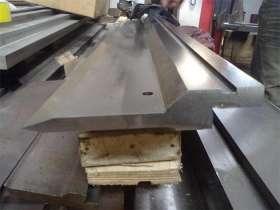 不锈钢板折弯加工用什么刀具