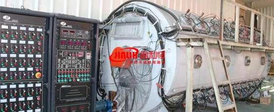 不锈钢电镀加工设备:真空镀钛炉