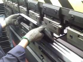 不锈钢钣金加工的主要工序