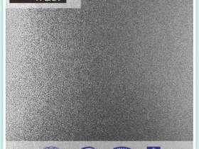 黑钛磨砂抗指纹不锈钢喷砂板