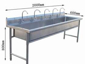 商用不锈钢水池的规格