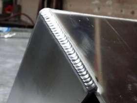 不锈钢焊接加工有几种最常见的方法