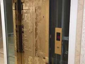 黑色不锈钢电梯门套装饰图片价格