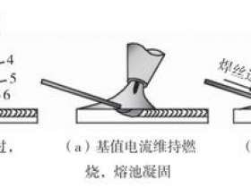脉冲钨极氩弧焊工艺技巧