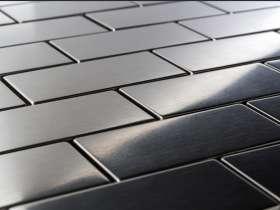 常见的不锈钢表面处理加工的三个等级