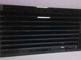 黑色镜面不锈钢装饰出风口