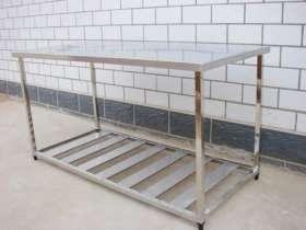不锈钢工作台哪里有卖?价格是多少。
