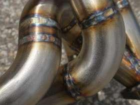 不锈钢是怎么焊接的
