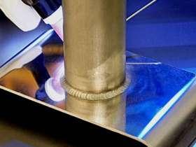 不锈钢和铁能焊接吗 用什么焊条