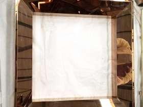 镜面玫瑰金不锈钢画框
