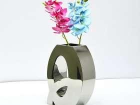 不锈钢立体雕塑花瓶厂家制作流程