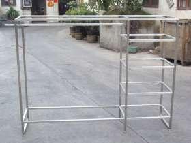 多功能不锈钢置物架安装注意事项