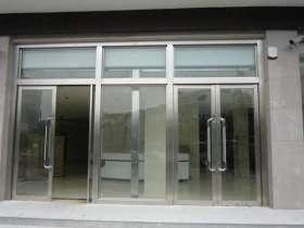 玻璃不锈钢门套线怎么安装