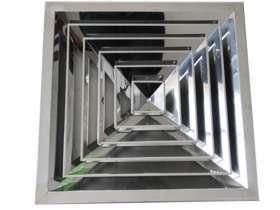 方形不锈钢散流器