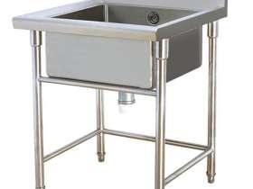 厨房单槽不锈钢水槽尺寸