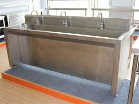 北京大兴不锈钢洗手池订做加工厂