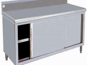 厨房不锈钢收纳柜