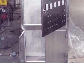 不锈钢箱体加工