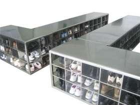 多功能不锈钢鞋柜