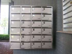 北京小区不锈钢信报箱制作厂家