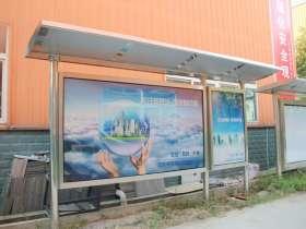 北京不锈钢广告宣传栏制作厂家