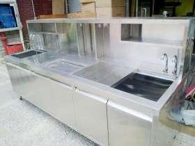 商用厨房操作台