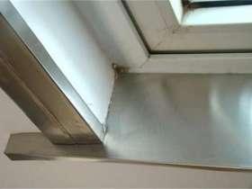 窗户边框包不锈钢扣条