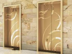 不锈钢电梯门套装饰图片