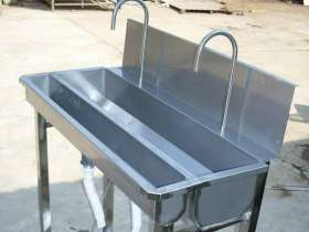 北京定做不锈钢水槽的加工厂家