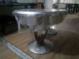 佛山客户定制加工的KTV不锈钢桌子