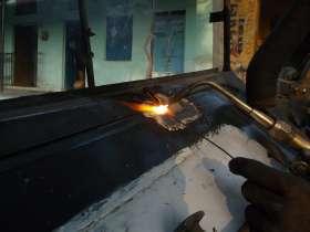 如何修复不锈钢焊接变形