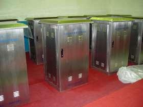 不锈钢机箱外壳的分类和特点