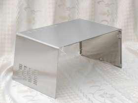 钣金加工件:不锈钢机箱