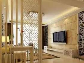 客厅屏风隔断的装修注意事项和效果图