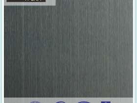 黑钛拉丝不锈钢板