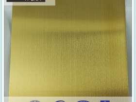 钛金拉丝不锈钢板多少钱一张