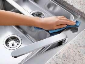 如何清洗不锈钢表面上的污渍
