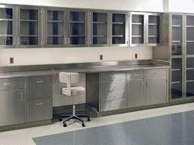 实验室不锈钢工作台 不锈钢边台