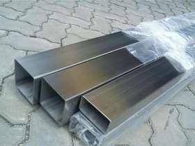 38*25mm不锈钢矩形管