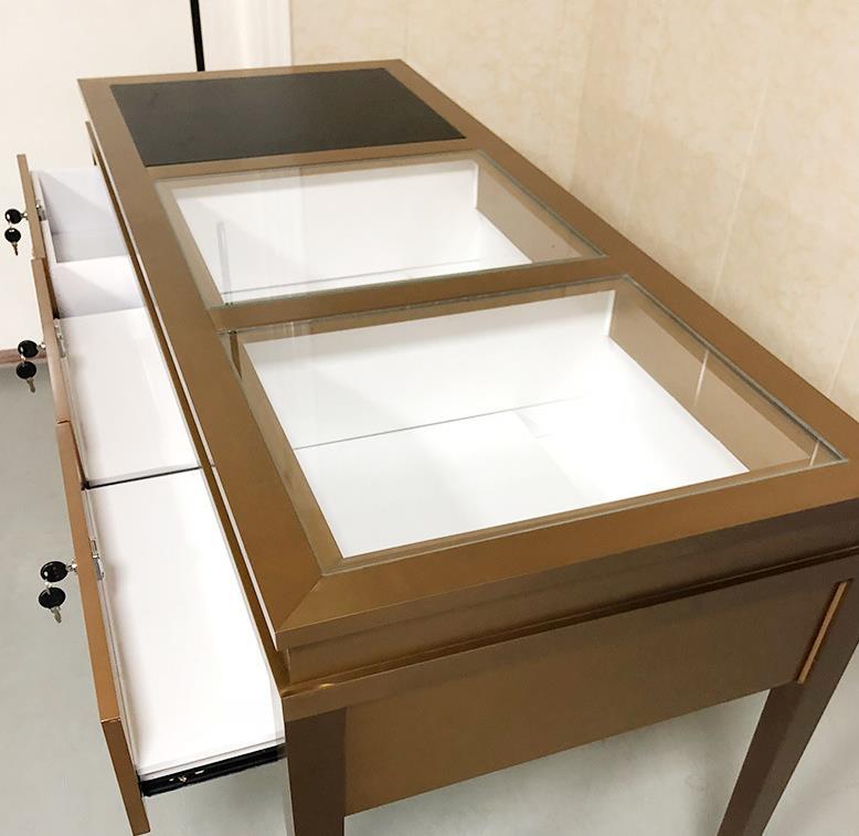 不锈钢展柜图片11